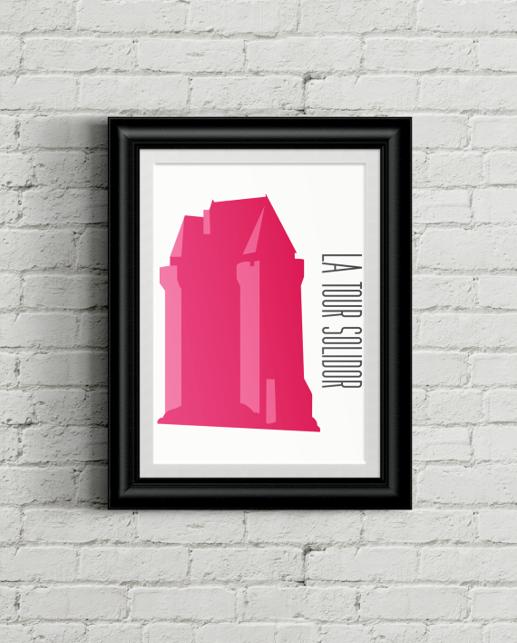 Poster-solidor